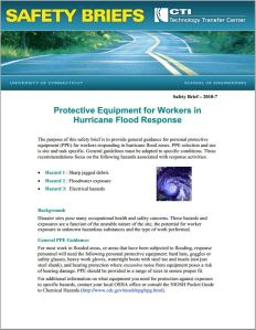 Hurricane Flood Response